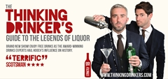 The Thinking Drinkers 'Legends of Liquor'